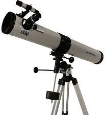 Seben 900-76 EQ2 Zoom Reflektor Teleskop KT5 Spiegelteleskop Fernrohr Astronomie