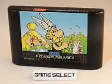 ASTERIX AND THE GREAT RESCUE SEGA MEGA DRIVE 16 BIT GENESIS PAL EU EUR ORIGINALE