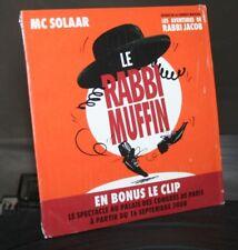 MC SOLAAR / LES AVENTURES DE RABBI JACOB / LE RABBI MUFFIN / CD 2 TITRES