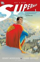 All-Star Superman Vol 1 by Frank Quitely & Grant Morrison 2007 TPB DC 1st OOP