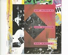 CD PAT METHHENY , DAVE HOLLAND & ROY HAYNES	question and answer	EX  (A5608)