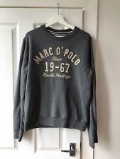 marc o polo sweatshirt Jumper Large Grey Vintage