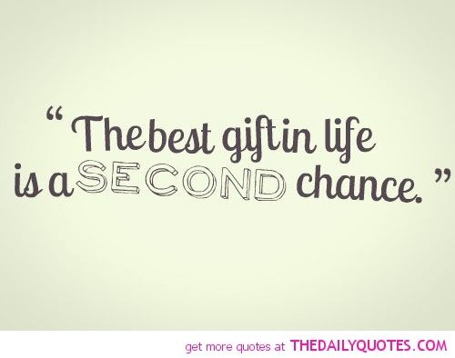 Second Chance by Roxy