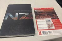 MASS EFFECT 3 N7 PRIMA Game Guide Collector's Edition