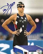 Dara Torres Swimming Olympic Gold Medal Signed Auto 8x10 PHOTO PSA/DNA COA