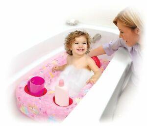 Disney Baby Inflatable Bathtub Kid Toddler Bath Tub Portable Pool Water Play