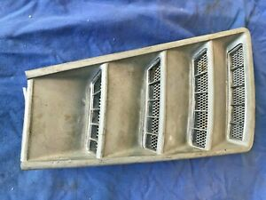 65 66 Ford Mustang Fastback Rear Side Panel Scoop Air Vents Original Right Side