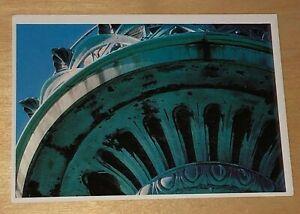 Statue Of Liberty 1983 Peter Kaplan Print Restoration Contribution Lee Iacocca