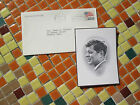 EVELYN LINCOLN  Dated 12/63 Signed Note Letter Envelope TLS JFK ASSASSINATION