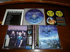 Iron Maiden / Brave New World JAPAN w/Sticker TOCP-65418 *Y