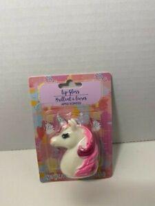 3 Unicorn Flavored Lip Gloss