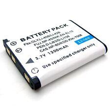 Battery for Olympus Stylus Tough-3000 u700 u710 u720 720SW 725SW u730 u740 u750