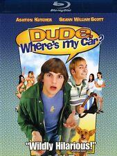 Dude, Where's My Car? (2012, REGION A Blu-ray New) BLU-RAY/WS