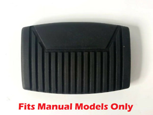 Brake Or Clutch Pedal Pad For 1975-2008 Ford F-150 - Manual Transmission