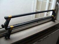 Paire de barres de toit - AUTO - MAXI - SUPER - 107 cm
