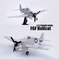 F6F Hellcat VF-4 1942 1/72 aircraft finished plane Easy model non diecast