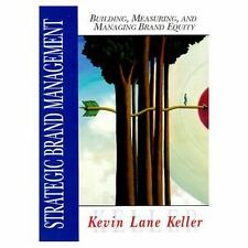 Strategic Brand Management: Building-ExLibrary