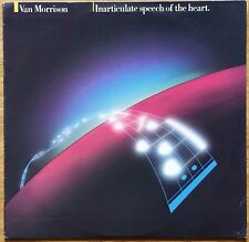 ♫ VAN MORRISON 'Inarticulate Speech of the Heart' Excellent Condition ♫