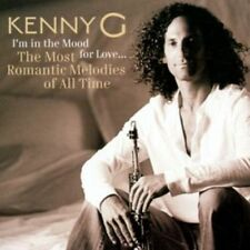 KENNY G - I'M IN THE MOOD FOR LOVE - THE MOST... [CD]