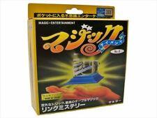 Ring Mystery Tenyo Magic Entertainment Tcrystalcleaver 4905823111529