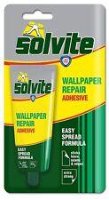 Solvite Wallpaper Repair Adhesive Tube Ref 1574678, 56 g