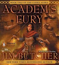 ACADEM'S FURY unabridged audio book on CD by JIM BUTCHER (17 CDs / 21 Hours)