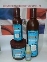 DR CABELLO BOE ARGAN OIL COMBO SHAMPOO HAIR TREATMENT LEAVE IN GROWTH