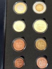 Superbe RARE Coffret De 8 Pièces ESSAIS COLLECTION EURO VATICAN 2013