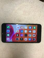 Apple iPhone 7 plus - 128 GB - matt Black unlocked great condition