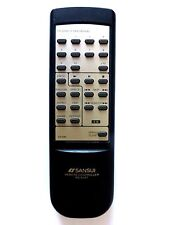 SANSUI CD SEPERATES DECK REMOTE CONTROL RS-S147 for CD-220