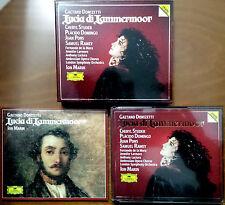 Gaetano Donizetti, Lucia di Lammermoor, Ed. Deutsche Grammophon, 1993