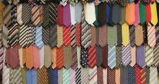 Lot of 8 NECK TIE. Branded neck tie bundle wearable DESIGNER MEN'S NECK TIES.