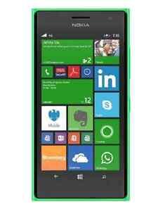 "Original Unlocked Nokia Lumia 735 4G Wifi Windows SmartPhone 4.7"""