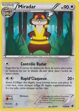 Miradar Reverse-Noir&Blanc:Pouvoirs Emergents-79/98-Carte Pokemon Neuve France