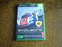 jeu xbox racing evoluzione
