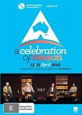 2012 Global Atheist Convention (DVD, 2012, 4-Disc Set)