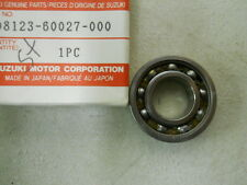 Suzuki NOS RM80, DR100, RM85, DR-Z125, Bearing 9x32x15, # 08123-60027   S47