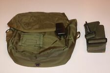 Military,2qt Water Canteen Cover, New, With Sling, OD Green