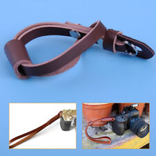 2X Kamera Handschlaufe LEDER Schlaufe Handy Trageschlaufe Camera Wrist Strap Neu