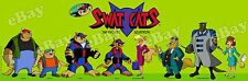 EXTRA LARGE! SWAT KATS THE RADICAL SQUADRON Panoramic Photo Print HANNA BARBERA