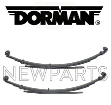 For Ford F-350 Super Duty Set Pair of 2 Rear Leaf Springs w/Spring Code C Dorman