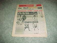 1967 The Hockey News Newspaper Magazine Chicago Blackhawks Bobby Hull Mikita