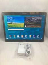 *MINT FACTORY UNLOCKED* Samsung Galaxy Tab S SM-T807T 16GB LTE Wi-Fi + 4G Bronze