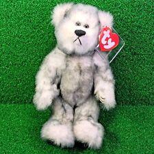 Rare Ty Attic Treasures Fairbanks The Bear Retired Jointed Plush Teddy MWMT