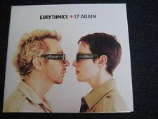 MCD  EURYTHMICS  17 again  DIGIPAK PROMO CD   2 Tracks  Made in USA