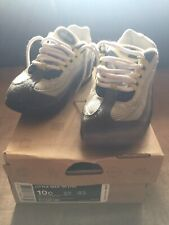 f936822601b Nike Little Air Max  95 OG Grey Yellow Rare PS Size 10  311525 180