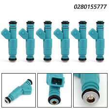 6PC Fuel Injectors For Holden Commodore VG VN VL VQ VP VR VS VT VU VX VY V6 3.8L