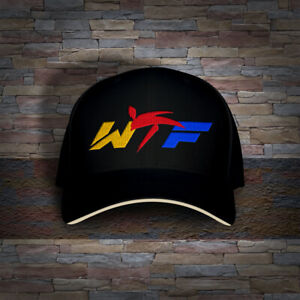 WTF World Taekwondo Federation Embro TKD Cap Hat