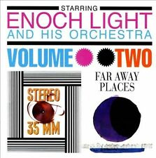 Stereo 35MM, Vol. 2/Far Away Places, Vol. 2 by Enoch Light/Enoch Light & His Orc