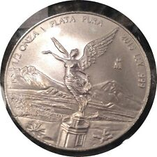 elf Mexico 1/2 Onza Libertad 2015 Silver